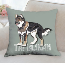 Tamaskan Full Pillow