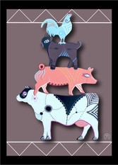 Stacked Animals Note Card Blank.jpg