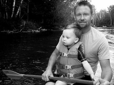 Jamie Jacklitch, Sturgeon River Paddlesports, Owner