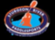 Stugeon River Paddlesports Logo
