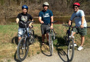Sturgeon River Paddlesports Bike Rental