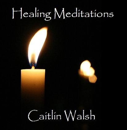 Healing Meditations CD