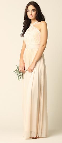 The Eva Twist Dress