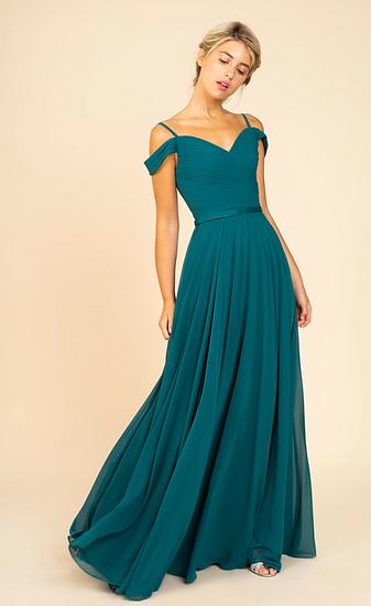 The Jasmine  (With corset back)