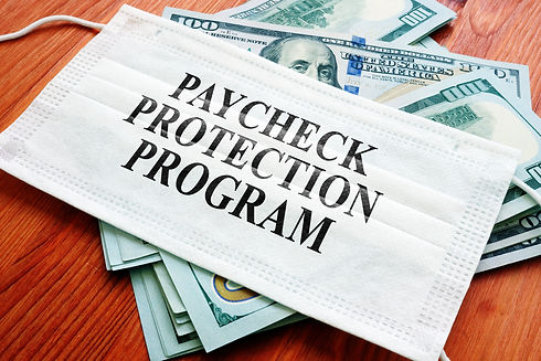 PPP Paycheck Protection Program as SBA l