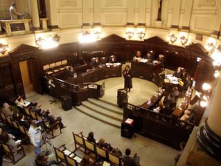 O Tribunal do Júri na Espanha e na Argentina.