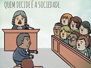 Plenário de júri, soberania dos jurados e crime conexo