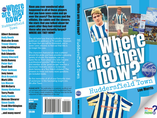 Feature: Smile Awhile Interview Lee Morris About His Huddersfield Town Book