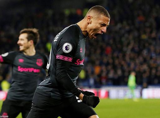 Debut defeat for Jan Siewert: Huddersfield Town 0 Everton 1