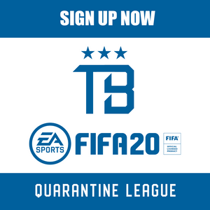 FIFA 2020 Quarantine League - Sign up now