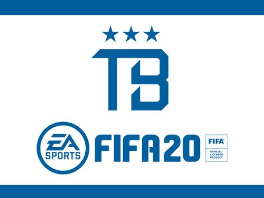 HTFC - FIFA 20 TerrierBlog Quarantine League.