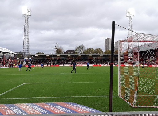 Brentford 0 Town 1 - Character, Endeavour & Hard-Work Seal The Points