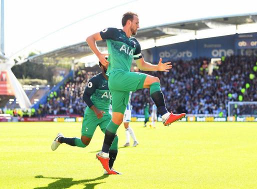 Huddersfield 0 Tottenham 2: Review