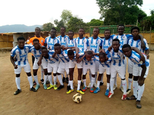 Huddersfield Town's African Connection