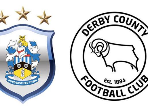 Haven't we met before? Town's last five meetings with Derby County