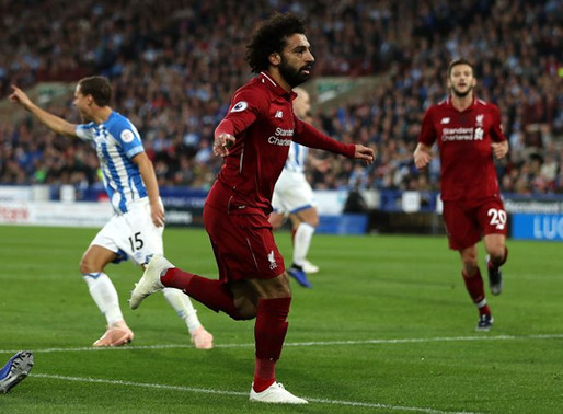 Huddersfield Town 0 Liverpool 1: Luckless Once Again