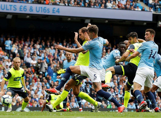 Man City 6 Town 1: Player Ratings