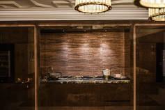 Residential entertainment space- Bar