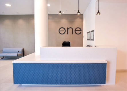 Space One- Reception