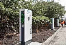 Commercial Charging Installation