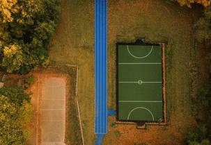 School Sports Facility