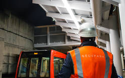 DLR Platform Works - London