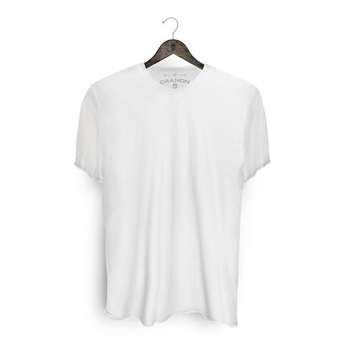 Camiseta Basic White Insanely Comfortable