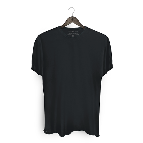 Camiseta Basic Chumbo Insanely Comfortable