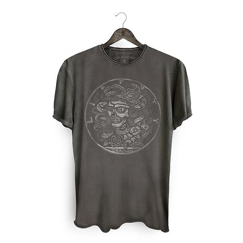 Camiseta Medusa Estonada