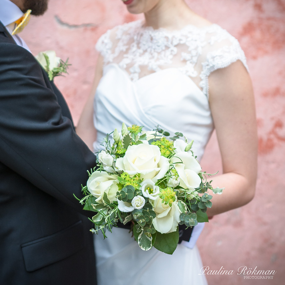 Bröllops Sveaborg