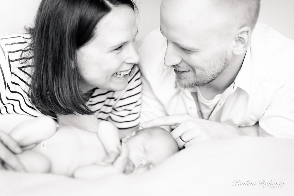 familjeporträtt Helsingfors