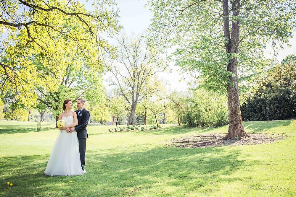 Gumböle bröllop