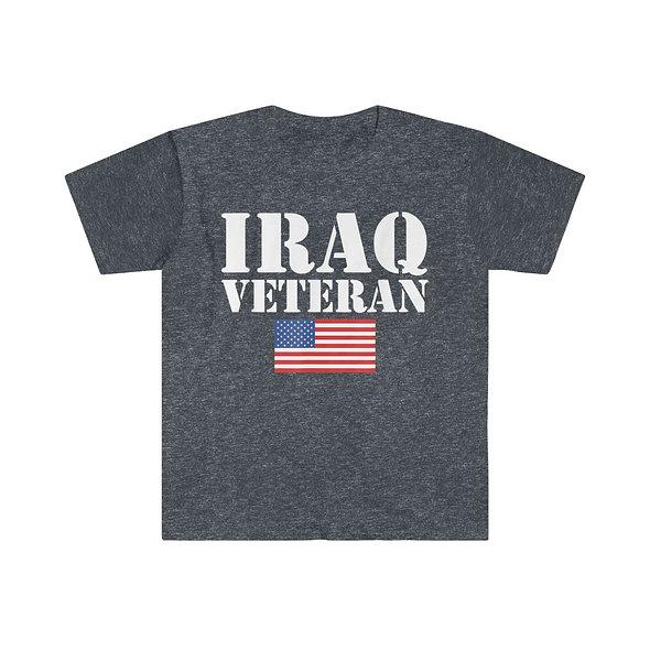 Iraq Vet Softstyle Tee
