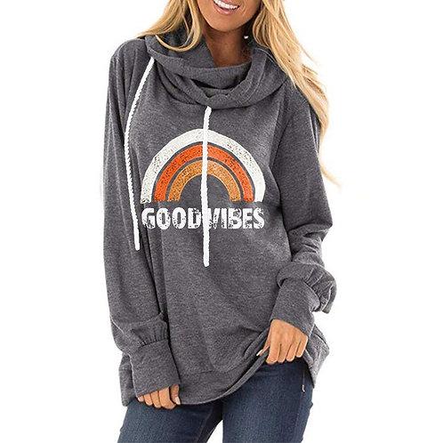 Good Vibes Hooded Sweatshirt