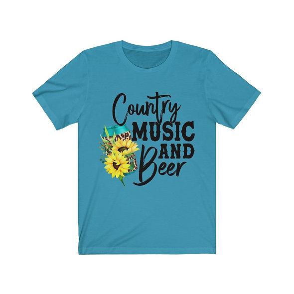 Country Music Tee
