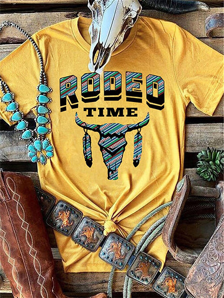 Rodeo Time Tees