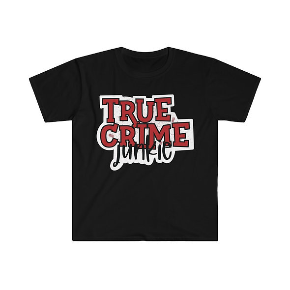 True Crime Junkie Softstyle Tee