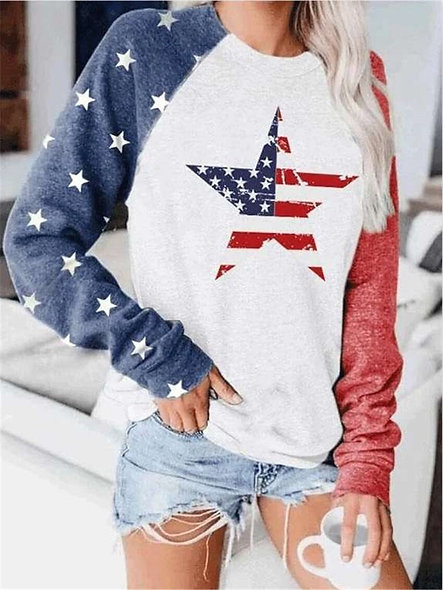 America Stars Sweatshirt