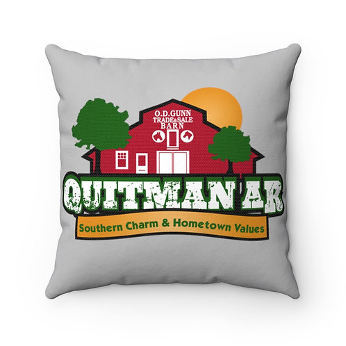 Quitman AR Pillow