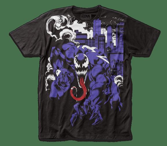 Venom City Takeover T-Shirt