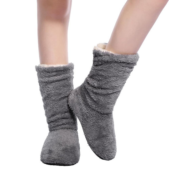 Plush Fleece Slippers