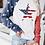 Thumbnail: America Stars Raglan Tee