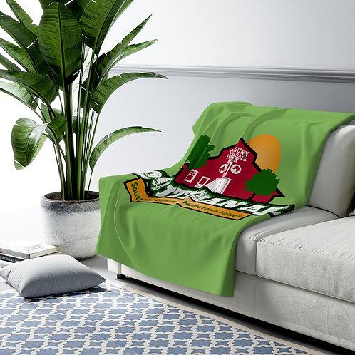 Quitman AR Fleece Blanket