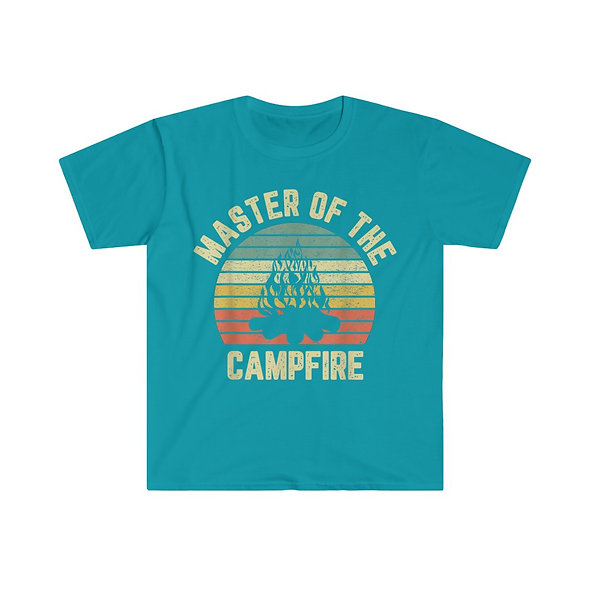 Campfire Master Softstyle Tee