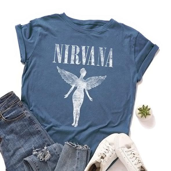 Nirvana Tee