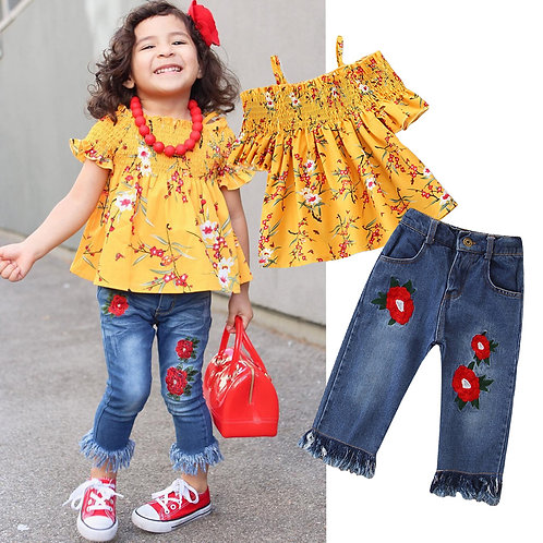 Fashion streetwear for Toddler Kids Baby