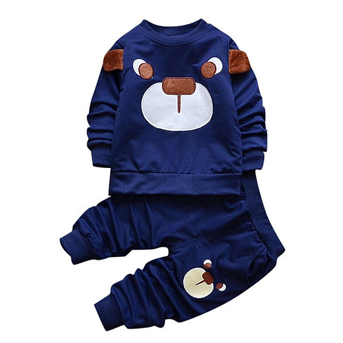 2pcs Infant Toddler Baby Girls Boys Clothes Set