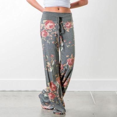 Loose Drawstring Long Pants (Variety)