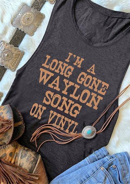 Waylon Song Tank