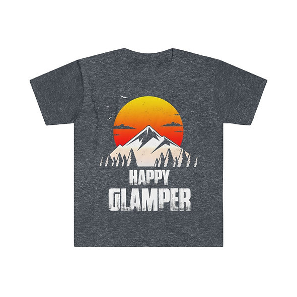 Happy Glamper Softstyle Tee